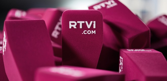 Rebranding of the international channel RTVI